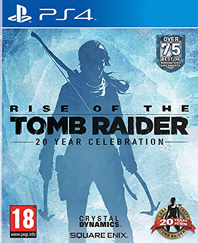 Rise of Tomb Raider: 20 Year celebration
