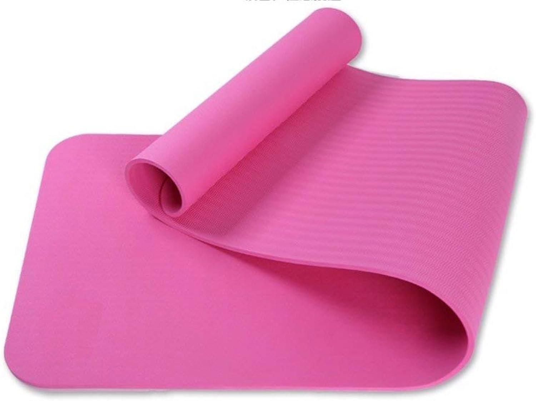 Yogamatten, Widen 80cm Anfnger rutschfeste Matte Verlngern Verdicken rutschfeste Yogamatte Gute Elastizitt
