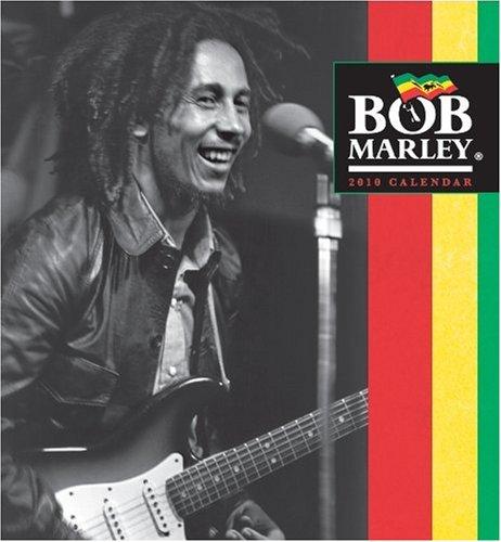 Bob Marley 2010 Calendar
