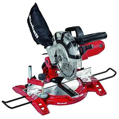 Einhell UK 4300295 1600 W Compound Mitre Saw with 5000 rpm