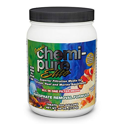 Boyd Enterprises ABE16745 Chemipure Elite Grande for Aquarium, 46 Oz. (1332g)