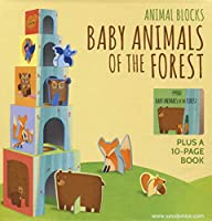 Baby Animals Of The Forest (Animal Blocks)