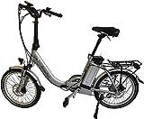 GermanXia E-Bike Klapprad/Faltrad Mobilemaster Touring, 7G Shimano 20 Zoll, 562Wh, 250 W HR-Antrieb,...