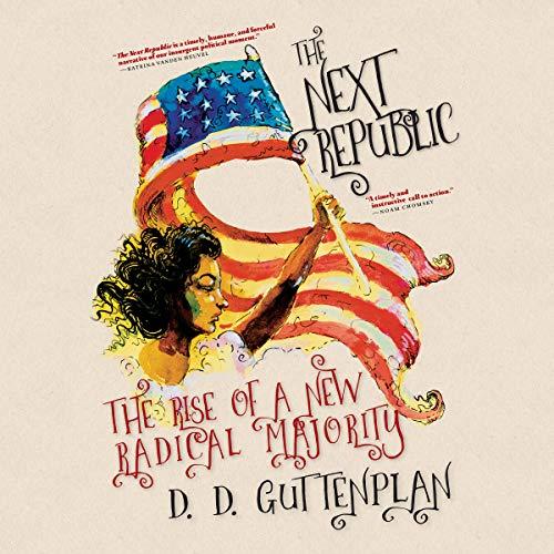 The Next Republic audiobook cover art