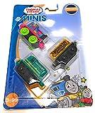 Thomas & Friends Minis 3 Pack - Neón Splatter Edward, Troublesome Truck & Shane FNC08