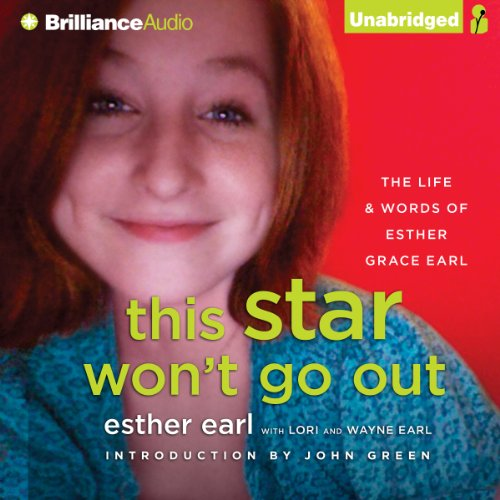 This Star Won't Go Out audiobook cover art
