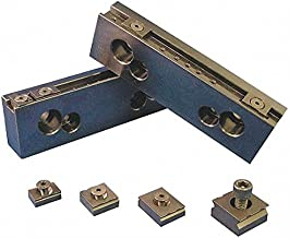 1//4-20 Pack of 4 MiTee-Bite Products 10504 Machinable Fixture Clamp