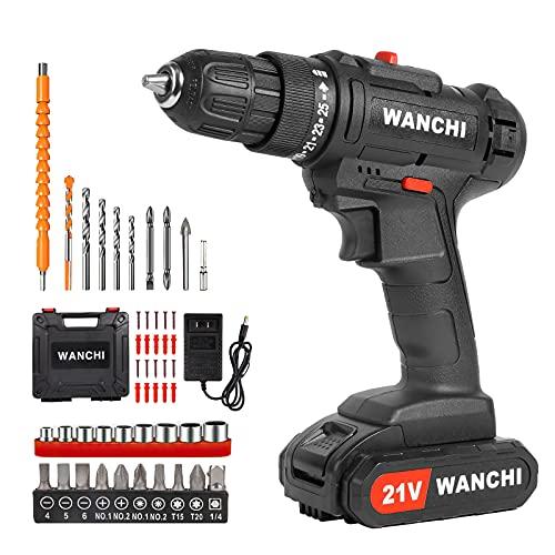 Wanchi Cordless Driver Kit
