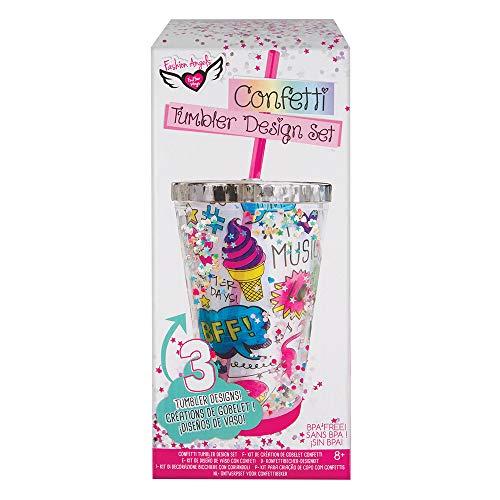 Fashion Angels Confetti Tumbler Design Kit