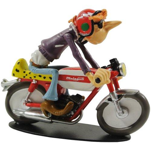 Promobo – Statuetta della collezione BD Joe Bar Team Racing Malagutti 50 Sebastien Lacorde n. 48
