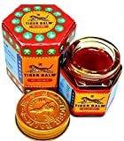 3 Pack of Tiger balm - Baume du tigre rouge 30 g