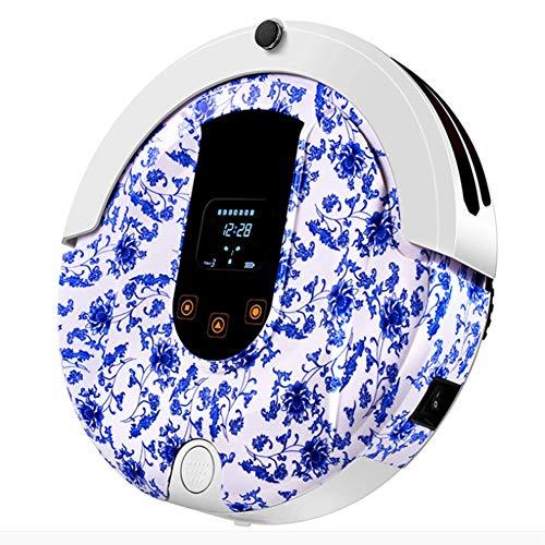 L&J Robot Aspirador,Vacuum Aspirador,Automática Aspirador,Anti-Colisión System,Filtro HEPA,Anti-Colisión...
