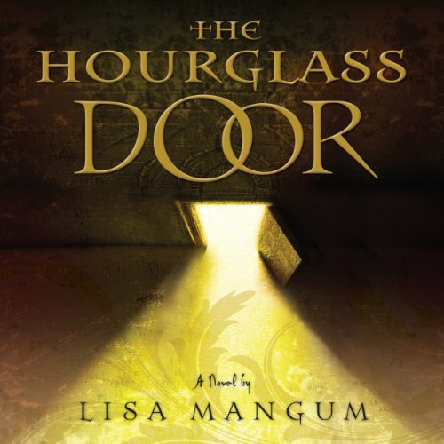 The Hourglass Door audiobook cover art
