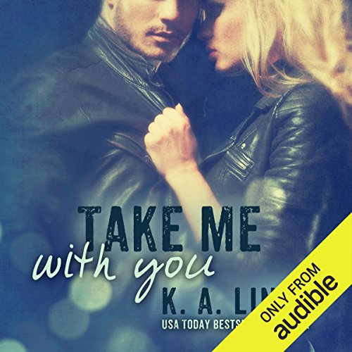 Take Me with You audiobook cover art