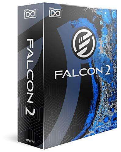 Falcon 2 -ハイブリッドシンセ音源-