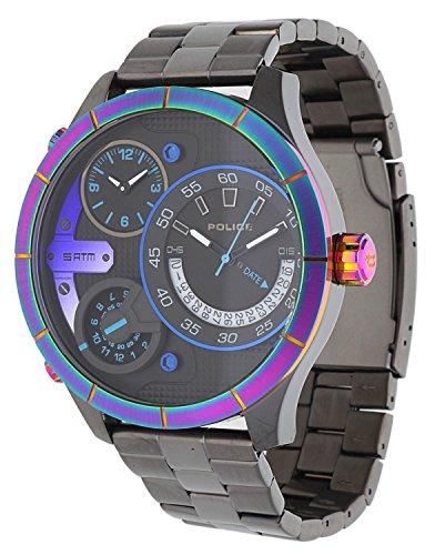 Police Reloj de caballero PL14638XSURW-02M