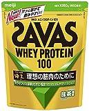 ザバス ホエイプロテイン100 抹茶風味 1050g (約50食分)