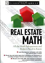 mathematics for real estate appraisers
