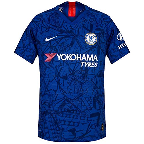Nike Chelsea 2019-20 Authentic Match Home Soccer Jersey (Small)