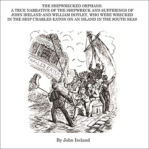 The Shipwrecked Orphans audiobook cover art