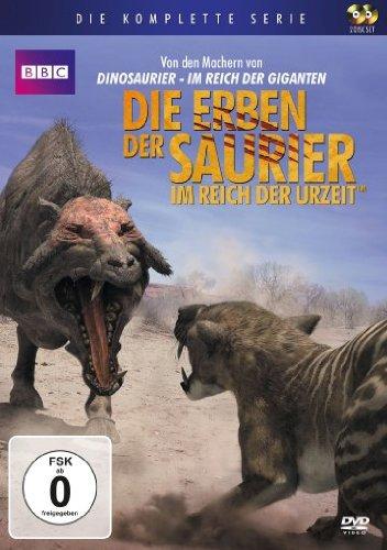 Die Erben der Saurier: Im Reich der Urzeit - Die komplette Serie [2 DVDs]