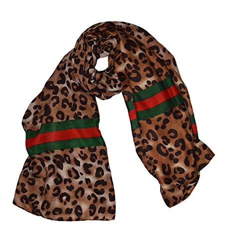 Luxus Hohe Qualität Dick Extra große Super Weiche Schlange Print Schal