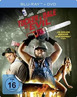Tucker & Dale vs. Evil - Steelbook  (+ DVD) [Blu-ray]