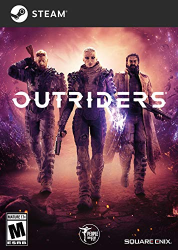 Outriders – PC [Online Game Code]