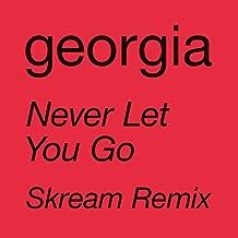 Never Let You  Skream Remix