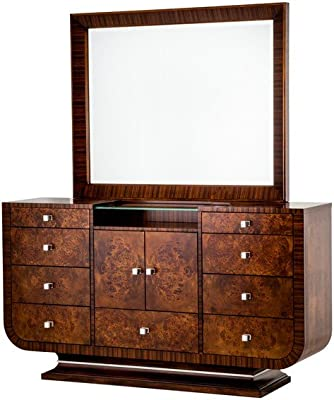 Michael Amini Cloche Dresser, Bourbon