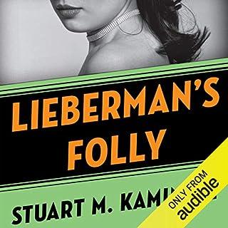 Lieberman's Folly audiobook cover art