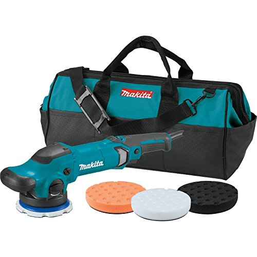 Makita PO5000CX2 5' Dual Action Random Orbit Polisher