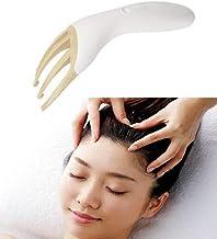SHOPPOSTREET Electric Head Massager Finger Gripper Claw Vibration Stress Release Head Massager Spa Therapy Healing Scalp Massage Claw