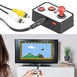 MGT Mobile Games Technology Spielekonsole: Retro-Videospiel-Controller mit 200 8-Bit-Games und TV-Anschluss (Konsole)