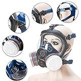 Zoom IMG-2 ohmotor respiratore pieno facciale per