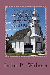 Reorg Latter Day Saints 2 (In the Lodge of the White Tailed Deer) (Volume 2)