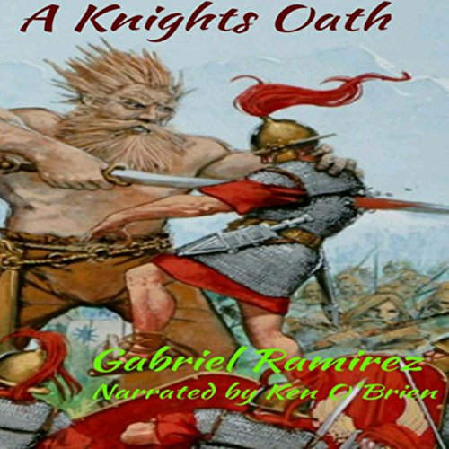 A Knights Oath audiobook cover art