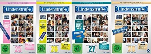 Lindenstraße - Das komplette 25.-28. Jahr (40 DVDs)
