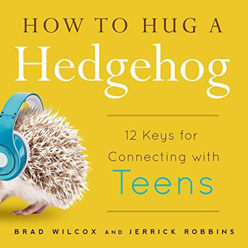 How to Hug a Hedgehog audiobook cover art