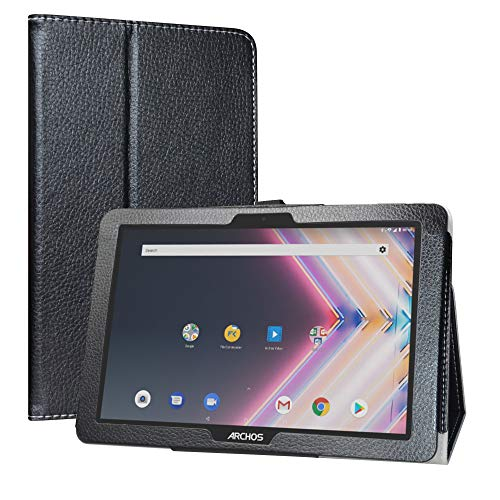 Labanema Kompatibel mit Archos Core 101 3G Ultra Tablet Hülle, Slim Fit Folio PU Leder dünne Kunstleder Schutzhülle Cover Schale Etui Tasche für 10.1
