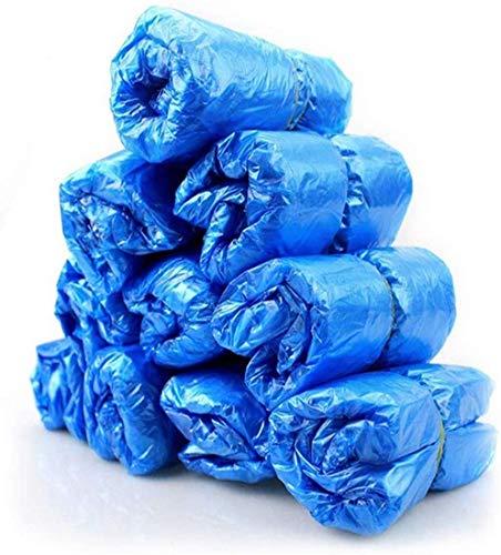 Home Care Wholesale Copriscarpe monouso per distributore automatico di copriscarpe (100 pezzi)