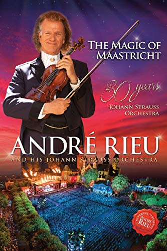 Andre Rieu: The Magic Of Maastricht [DVD]