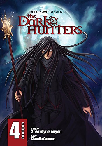 The Dark-Hunters, Vol. 4 (Dark-Hunter Manga) (English Edition)