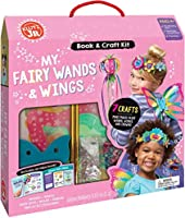 Klutz My Fairy Wands & Wings Jr. Craft Kit