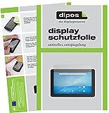 dipos I 2X Schutzfolie matt kompatibel mit 17.0 Zoll 338 x 271 mm Folie Bildschirmschutzfolie