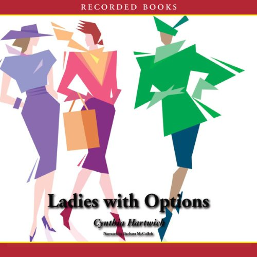 Ladies with Options audiobook cover art