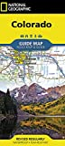 Colorado (National Geographic Guide Map)