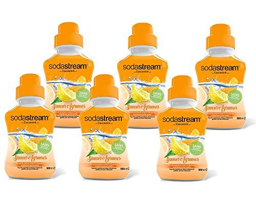 Sodastream Concentrato, Arancione