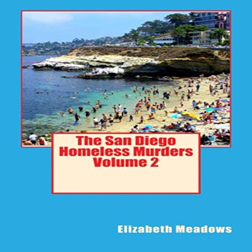 The San Diego Homeless Murders - Volume 2 audiobook cover art