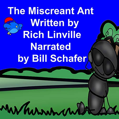 The Miscreant Ant cover art